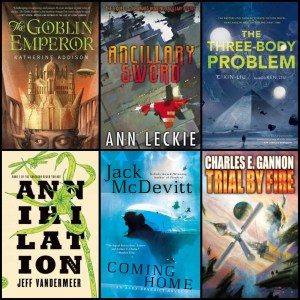 2014 Nebula Award Nominees for Best Novel