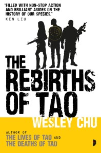 The Rebirths of Tao Book Cover