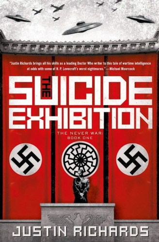 The Suicide Exhibition book cover