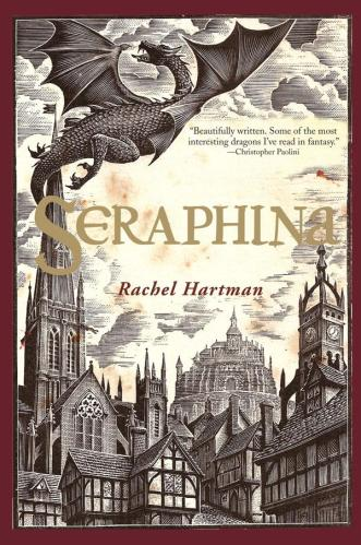 book cover of Seraphina