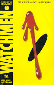 Not only did I struggle through Watchmen, my friend didn't worn me that it was a total downer.