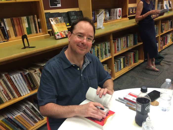 author scalzi signing books