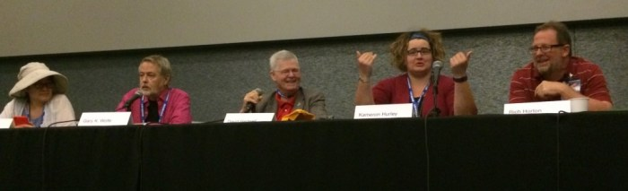 SF Literary Criticism Panel
