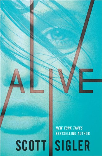 Alive by Scott Sigler Book Cover