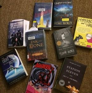 Books for Readathon