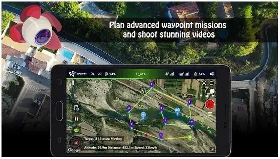 Top 10 best drone app