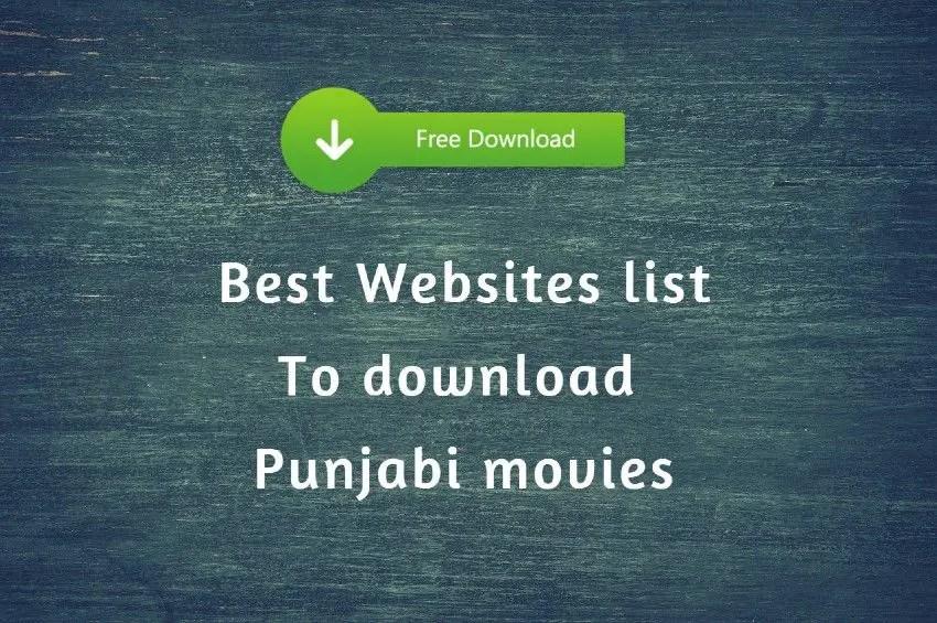 Top 10+ Punjabi movies website list – HD Punjabi movies free