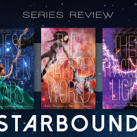 SERIES REVIEW: Starbound Trilogy by Amie Kaufman and Meagan Spooner