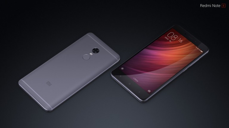Xiaomi launched RedMi Note 4 in China.