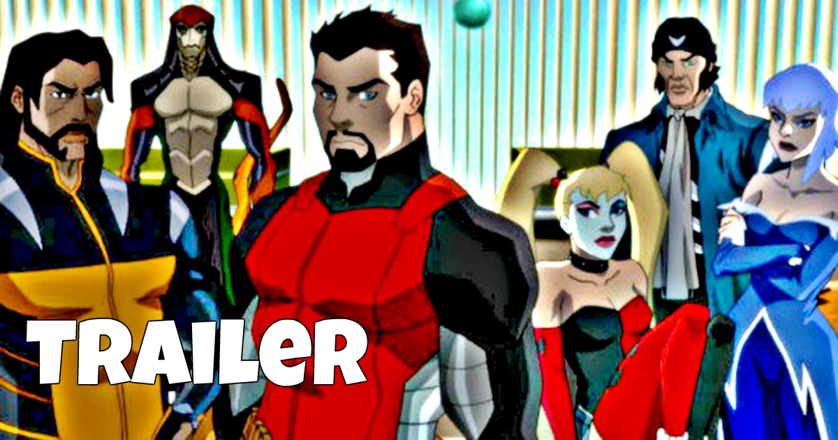 Suicide Squad: Hell to Pay Trailer Has Been Released