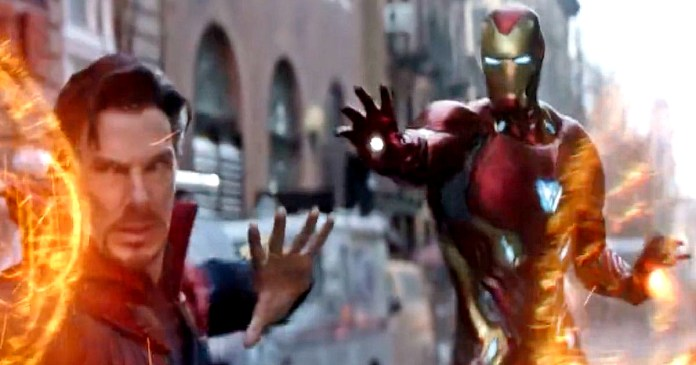 Did The New Infinity War Promo Just Show Us Iron Man's