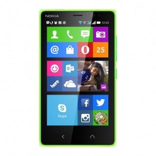 Nokia X2-Geek Square