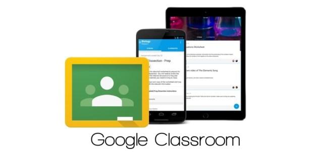 Google-Classroom-GeekySplash