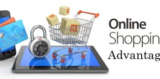 online shopping advantages