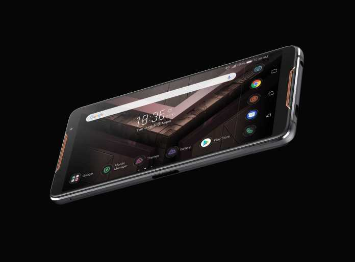 ASUS ROG Phone-back