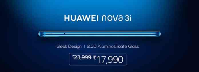 Nova 3i Sleek-Design