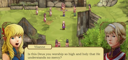 Celestian Tales: Old North: An Indie Developed Suikoden Inspired Anime RPG