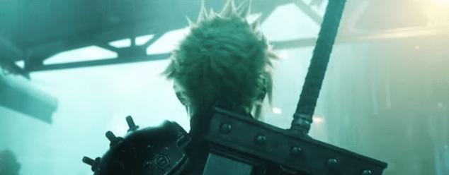 Final Fantasy 7 Remake Revealed at E32015