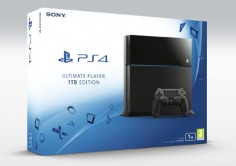 Sony PS4 Ultimate Gamer's Edition with 1TB Harddrive Is Coming Soon