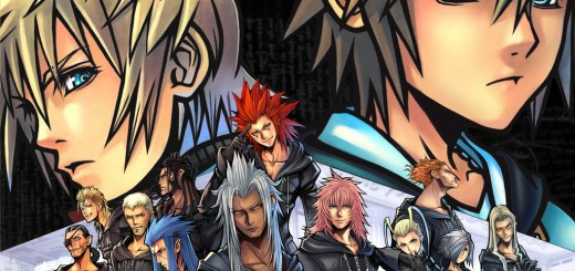 Kingdom Hearts 2.8 Final Chapter Tokyo Gameshow 2015