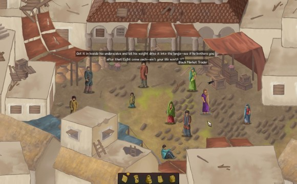 Unrest | PC Game | India | Review | Multiple Endings | Lots of Characters | Retro | Indie | Game | Visual Novel | Point and Click | Adventure Game | Playable Characters