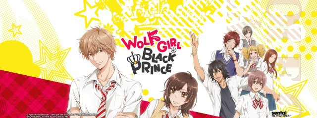Wolf Girl and Black Prince Anime Review