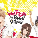 Wolf Girl and Black Prince, Anime, Manga, Shoujo, Romance, Slice of Life, Drama, Review
