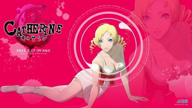 Catherine PS3 Xbox 360 Visual Novel RPG Review