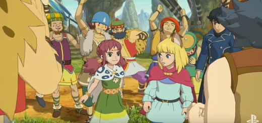 Ni No Kuni 2 | Sequel | Studio Ghibli | Playstation 4