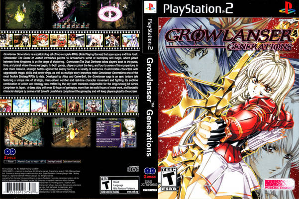 Growlanser II, Growlanser III, Growlanser Generations, Growlanser, PS2, Playstation, Playstation 2, Working Designs, JRPG, RPG, Strategy, Strategy RPG, Realtime Strategy, Real-Time Strategy, Decisions Matter, Choices Matter, Story Rich, Story-Rich, Branching Plot, Multiple Endings, Retro, Retro Game, Retro Gamers, Retro Gaming, Retro Game Review, Retro Game Reviews, Retro Games, Retro JRPG, Retro RPG, Anime, Anime Game, Anime Games, Dating, Dating Sim, Dating Simulator, Dating Simulation, War, Betrayal, Romance, Anime Relationship, Anime Relationships, Trust, Future, Scifi, Fantasy, Game, Videogame, Games, Videogames, Video Game, Video Games