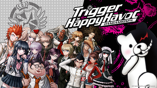 DanganRonpa Now Available on Steam