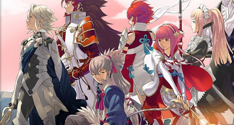 Fire Emblem, Fire Emblem Fates, Nintendo, 3DS, Censorship, News, Game News, Videogame News, Localisation, Skinship, Dating Sim, Strategy, Strategy Game, Nintendo of America, NOA