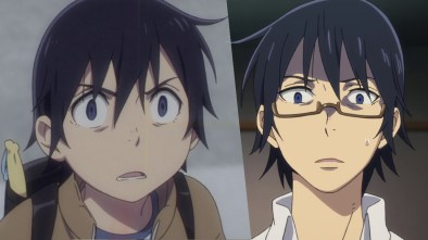 Erased, Boku Dake ga Inai Machi, The Town Without Only Me, The Town Without Me, The Town Without Just Me, Mystery, Anime Review, Whodunit, Seinen, Time Travel, Time Loop, Scifi, Murder, Suspense, Horror, Murder Mystery, Anime