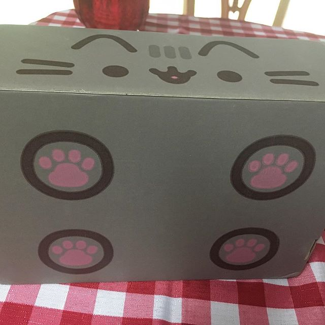 Pusheen Box - Spring Pusheen Box - Box Opening - Review