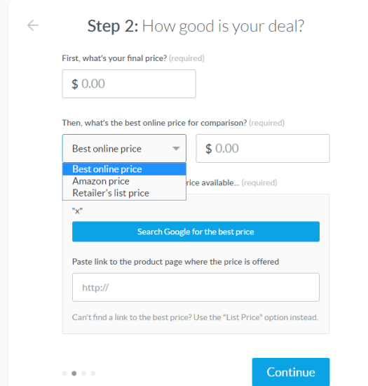 How good is your Dealspotr Product Deal?