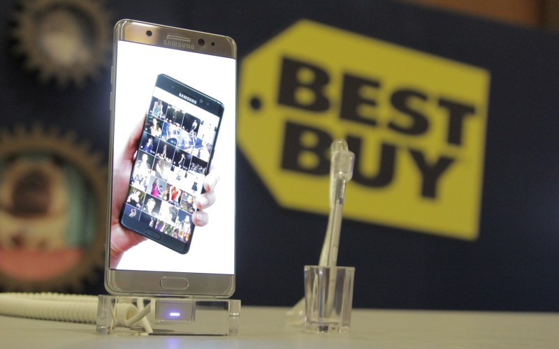 Best Buy Samsung Galaxy Note 7