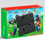 New black limited edition Nintendo 3ds