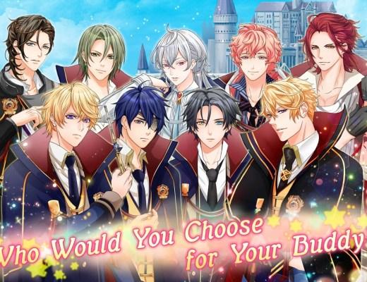 Wizardess Heart+ Otome GXB Anime Dating Sim