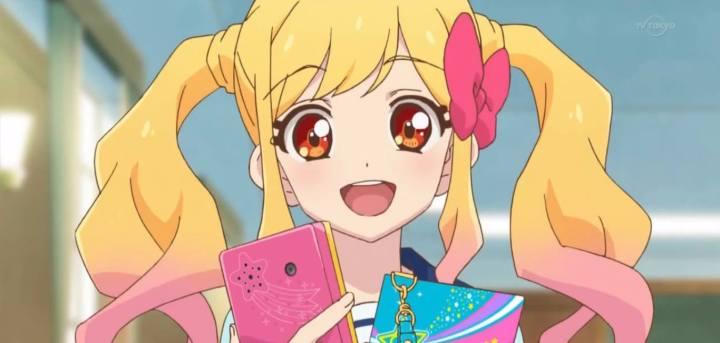 Aikatsu! Stars Anime