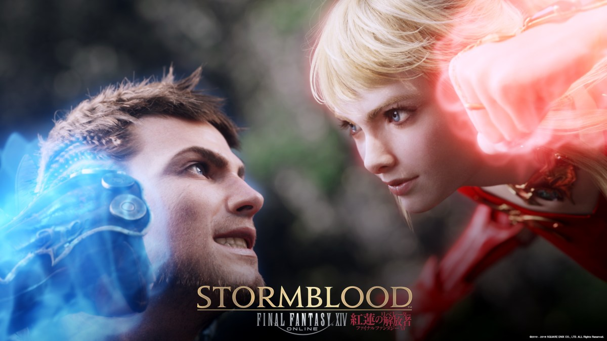 Final Fantasy XIV: Stormblood Raises the Bar