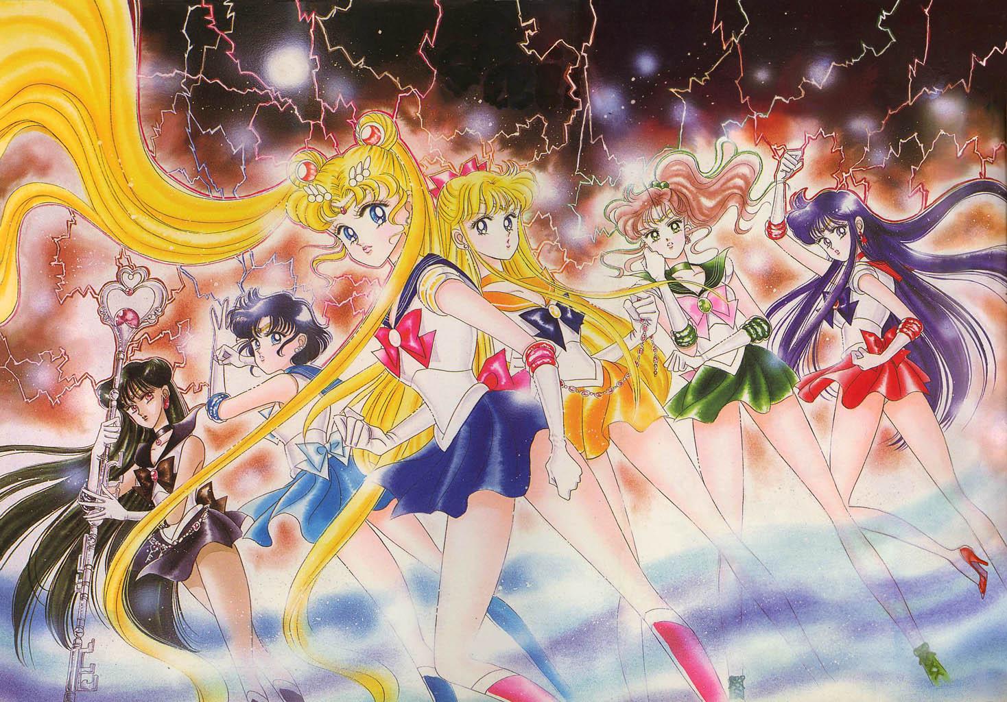 Sailormoon Manga