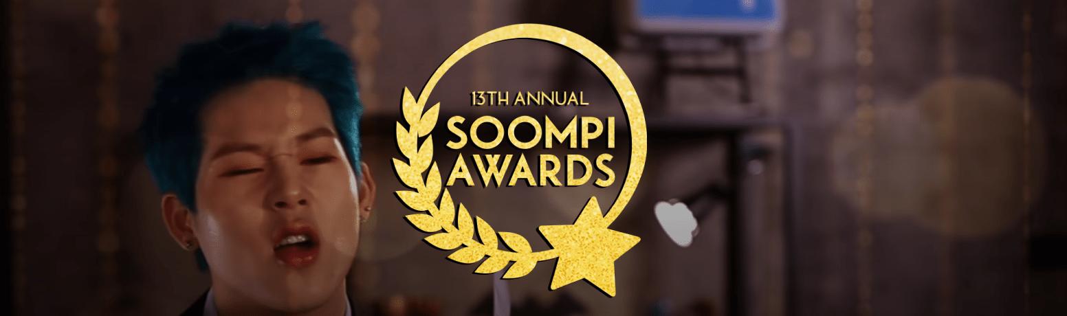 Soompi 13th Annual Kdrama and Kpop Awards