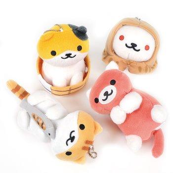 Neko Atsume Plush Toys