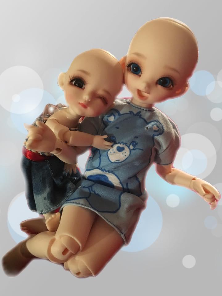 Recast Dolls