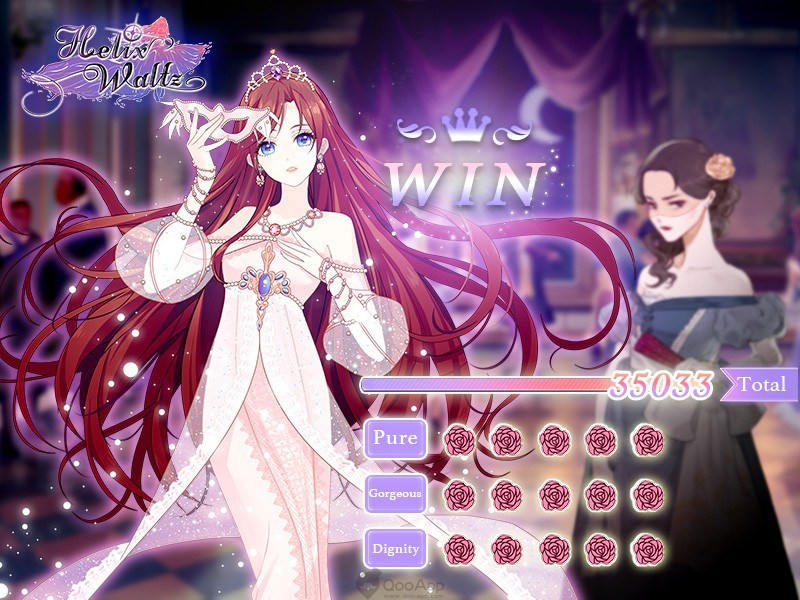 helix waltz anime dressup game