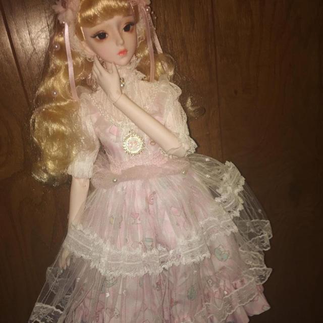 Dream Fairy Doll Elena