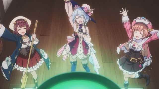Nelke & The Legendary Alchemists Ateliers Of The New World Review