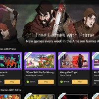Free Games With Amazon Games For Amazon Prime Members