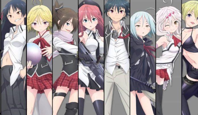 Gamers Discussion Hub Trinity-Seven-Season-2 20 Best Ecchi Harem Anime With Badass Male Lead