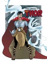 A Client as Thor